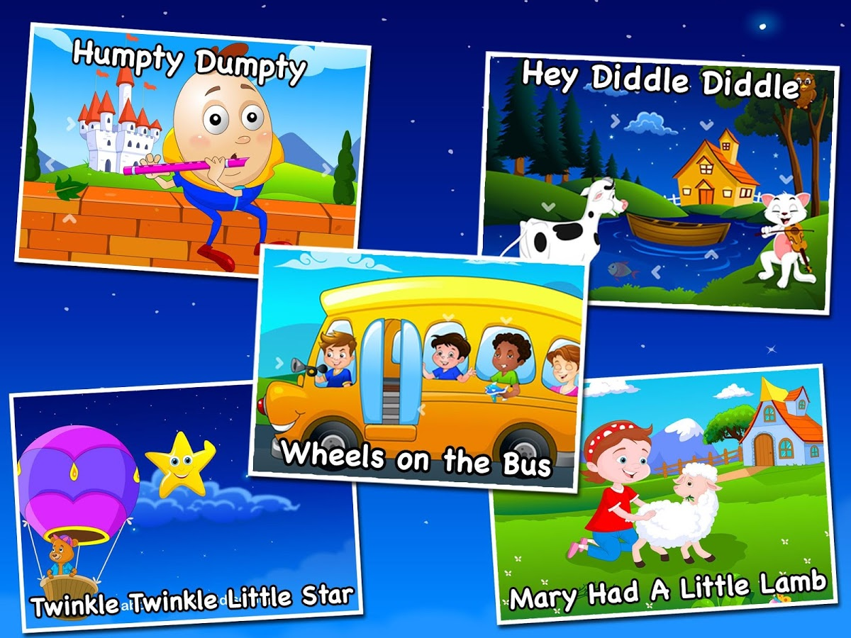 Nursery Rhymes For Kids Review