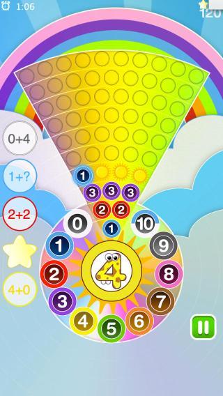 number bonds 1-10 free game online
