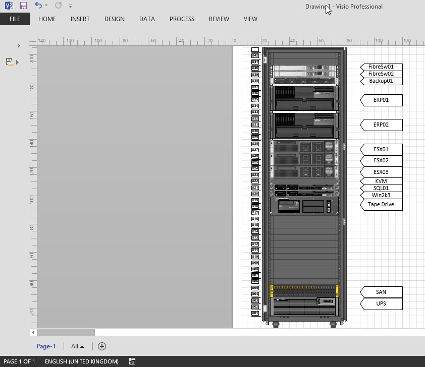 How To Produce Good Documentation  U2013 Part 2  U2013 Rack And