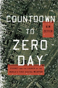 Countdown to Zero Day Front Cover