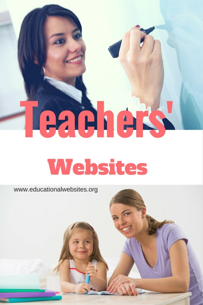 Teachers sites, teacher resources websites