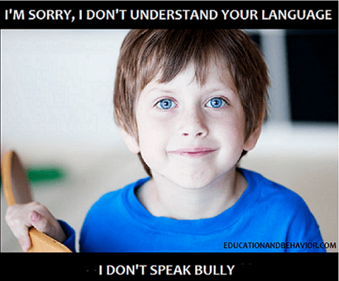 how to end bullying in the classroom