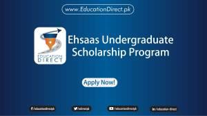 ehsaas undergraduate program