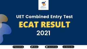 ECAT result 2021