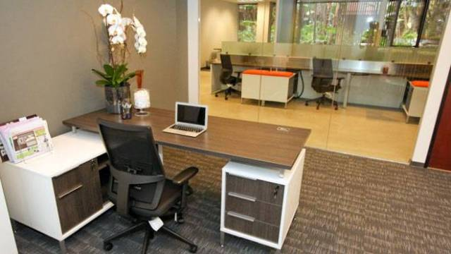 New Business office