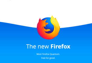 The new Firefox Meet Firefox Quantum Fast for good