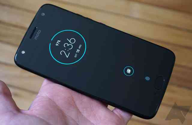 Moto X4 Price and Features