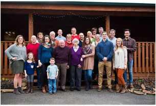 World's richest family