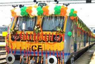 Indian train booking