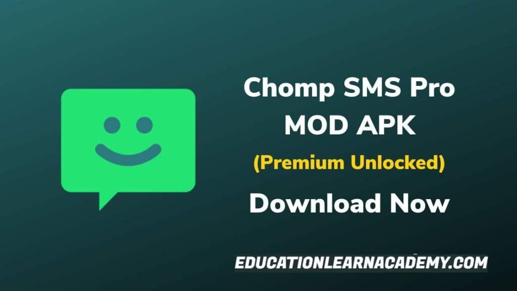 Chomp SMS Pro (Premium, MOD Unlocked)