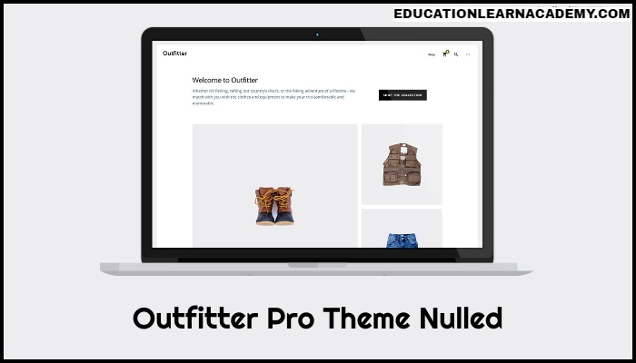 Free Download Outfitter Pro Genesis Child Theme