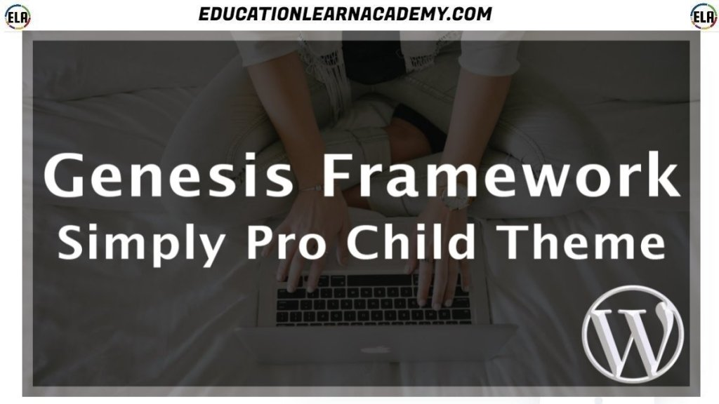 Free Download Simply Pro Genesis Child Theme