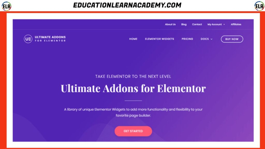 Free Download Ultimate Addons for Elementor