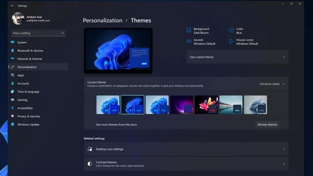 Windows 11 Themes and Skins to Download