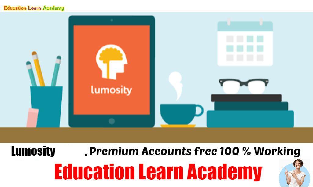 Lumosity Premium Accounts