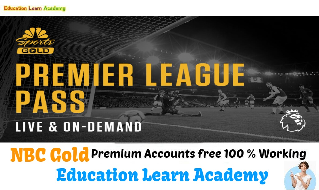 NBC Gold Premium Accounts Username and password educationlearnacademy