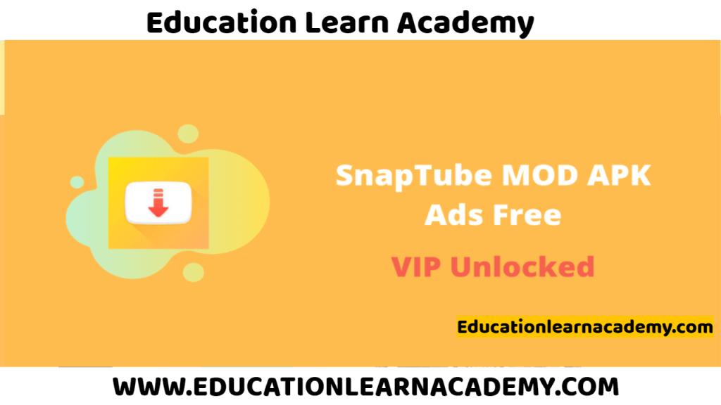 Snaptube MOD APK Download (VIP, Ads Free)