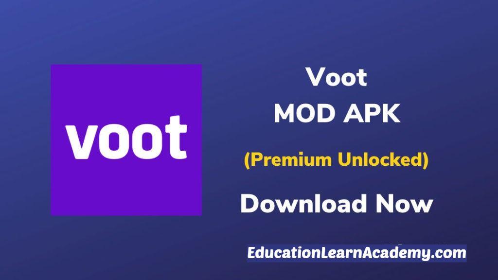 Voot Premium Apk