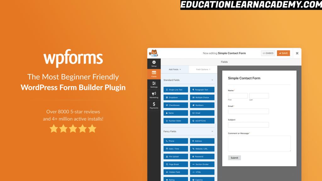 WPForms Pro Latest Version Free Download – WPForms