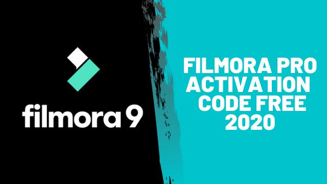 Filmora Registration Code for Free [100% Working]