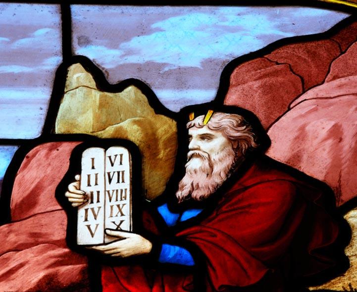Written First Bible Ever