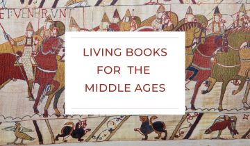 Living books for the Middle Ages