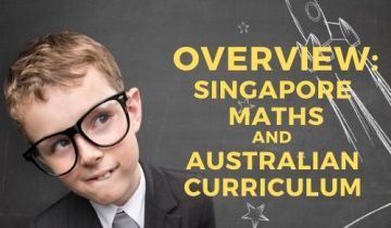 Singapore primary maths and Australian Curriculum overview