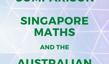 Singapore maths and Australian Curriculum Year 7 comparison