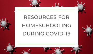 Resources for homeschooling during the coronavirus pandemic