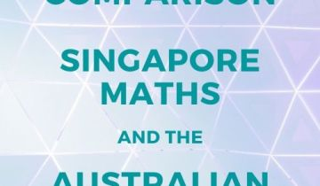 Singapore maths and Australian Curriculum Year 8 comparison