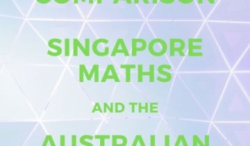 Singapore maths and Australian Curriculum Year 9 comparison