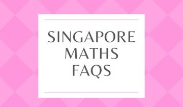 Singapore maths FAQs