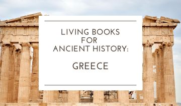 Living books for ancient history: Greece