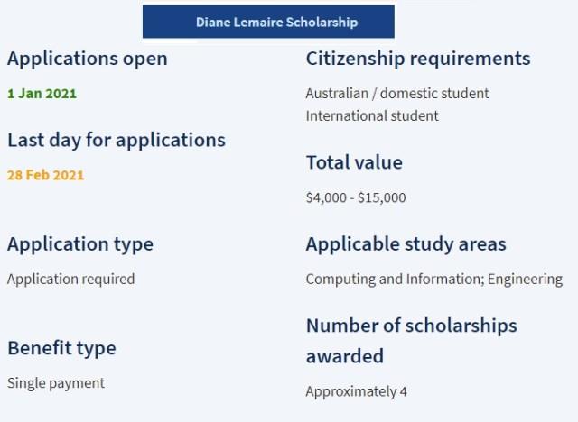 Fully Funded Scholarships 2021 Australia University of Melbourne Apply Online