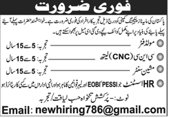 Pakistan Packaging Company  Jobs 2021 Apply newhiring786@gmail.com Latest