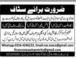 New Airport City Islamabad Pvt Ltd Jobs April 2021 Advrts