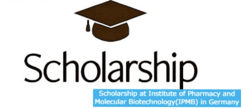 Scholarship at Institute of Pharmacy and Molecular Biotechnology (IPMB) in Germany