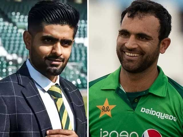 Babar Azam and Fakhr Zaman have been shortlisted for the ICC Player of the Year award
