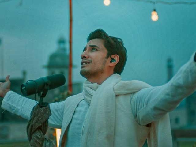 """Ali Zafar's Natya Kalam """"Bulgh Ali Bakmala"""" is popular as soon as it is released"""