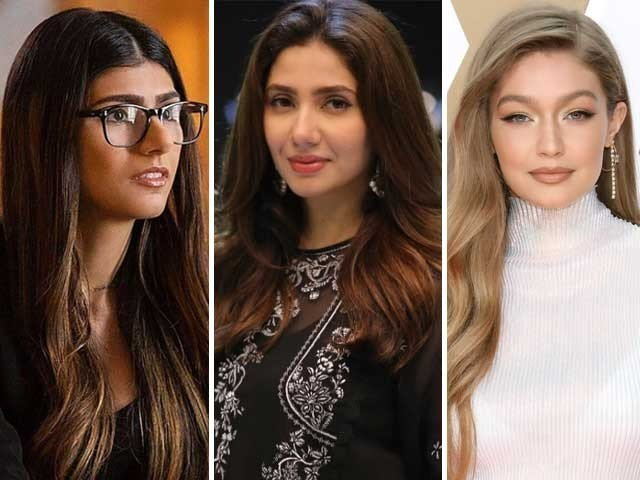 Numerous showbiz personalities, including Mia Khalifa and GG Hadid, also spoke out in favor of the Palestinians