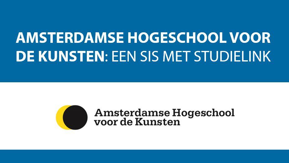 SIS met Educator voor de Amsterdamse Hogeschool voor de Kunsten