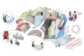 """Educator in beeld: """"Plannen en verantwoorden in Praktijkroute"""" en """"digitalisering examendossier"""""""