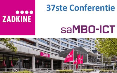 Aankondiging: saMBO ICT Conferentie met 2 interessante (Educator) workshops