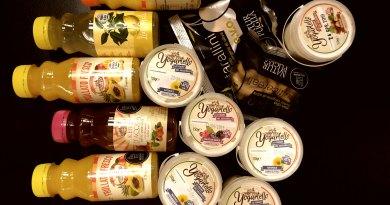Casa Fogliani prodotti naturali - yogurtello e taralli