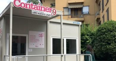 Il Container.9 nel cortile San Benedetto da settembre si trasferisce in Via Necchi 9