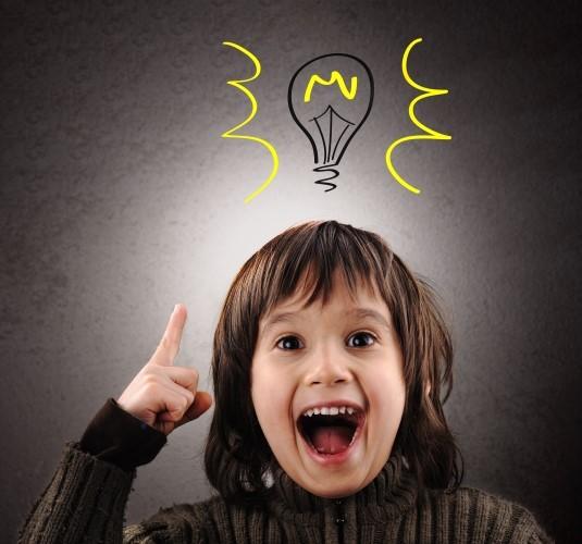 niño idea 2 Educar con el asombro. 10 Pautas para que se ilusionen aprendiendo