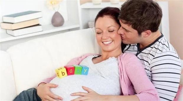 papa en el embarazo