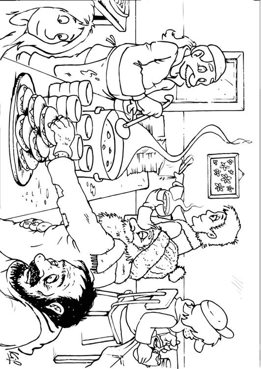 Dibujo De Troll No Al Bullying Para Colorear Dibujos Para Colorear
