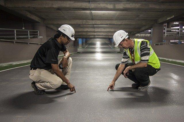 Construction Site Observation Procedure