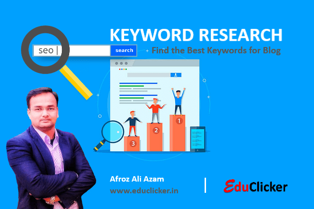 How to Find the Best Keywords for Blog Articles
